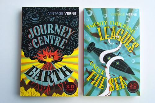 Republished Vintage books
