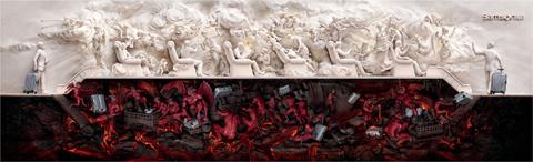 Samsonite suitcase heaven hell advert cannes lions winner