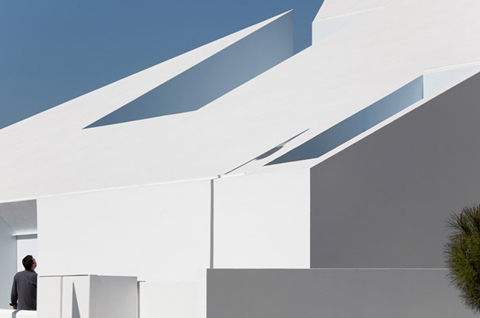 white building - architecture portugal