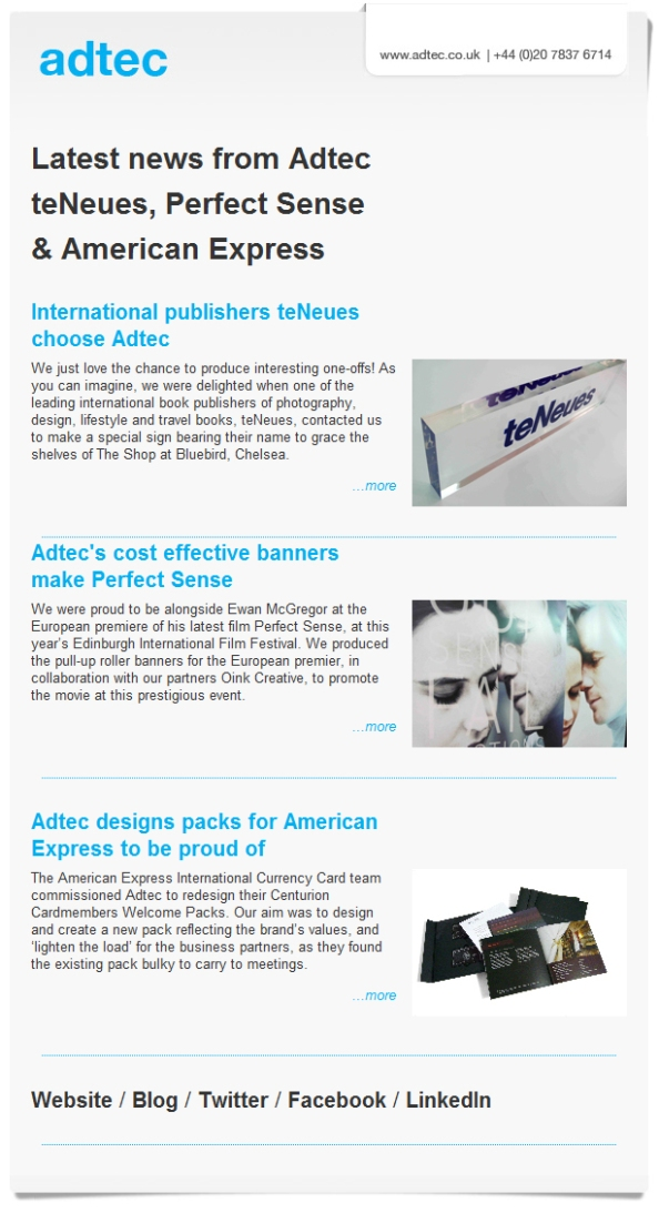 adtec august newsletter