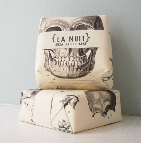 Le Nuit Shea Butter Soap