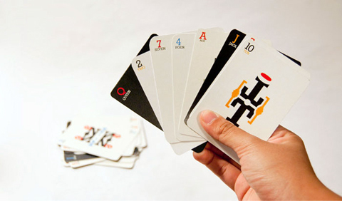 rockwell playing cards