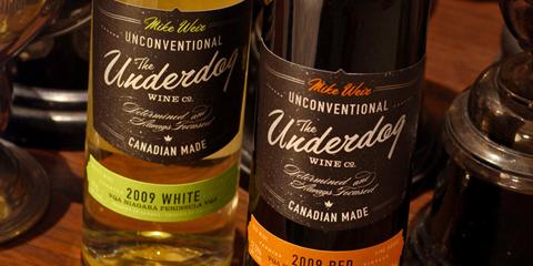Mike Weir, The Underdog Wine