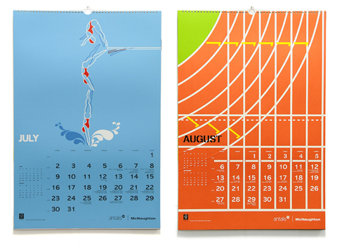 olympic calendar